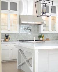sacks kitchen backsplash kitchen bright white kitchen with pale blue subway tile backsplash