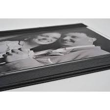 photo album that holds 8x10 pictures unique album acrylic front cover with 30 peel and mount 8 x 10