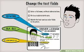 3 ways to make a fake id wikihow