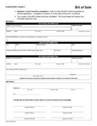 Auto Dealer Bill Of Sale Template by Blank Bill Of Sale For A Car Form Pictures Of How To
