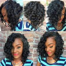 which hair is better for sew in bob the 25 best curly bob weave ideas on pinterest quick weave