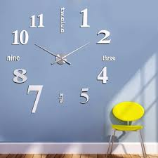 online buy wholesale large unique wall clocks from china large