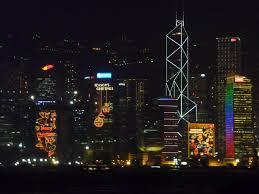hong kong light show cruise hong kong holiday decorations and light shows weninchina