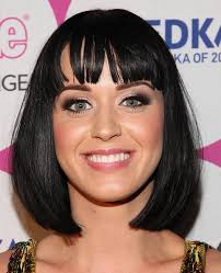 celebrity bob hairstyles with bangs hair trends