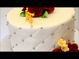 single tier wedding cake small wedding cake ideas youtube