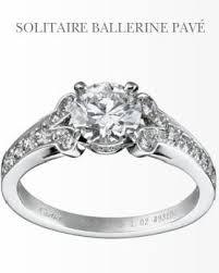bague fianã aille engagement ring settings bague de fiancaille pour homme cartier