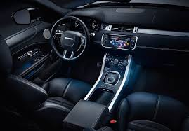 range rover sport dashboard land rover refines look of 2016 range rover evoque adds new