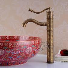 becola antique bathroom faucets bronze antique water tap antique