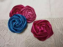 silk ribbon roses best 25 ribbon ideas on ribbon flower organza