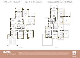 arabian ranches floor plans arabian ranches yasmin villas 5 bedroom villa for sale aed