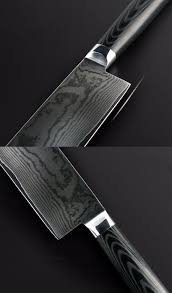 findking new damascus steel blade damascus knife 6 5 inch chef
