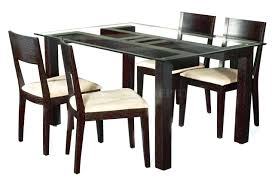 used dining room sets for sale rectangular glass top dining table with metal base buy india for