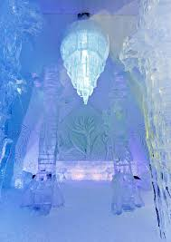 Hotel De Glace Peek Inside Hotel De Glace In Quebec City Forbes Travel Guide Blog