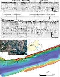 control palaeo topography in preservation shallow