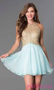buying this summer aqua gold blush aqua fit and flare gold lace
