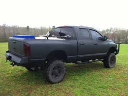 Dodge Ram Truck Bed - blacked out lifted dodge ram mudding yahoo image search
