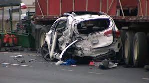 man 64 dies in hospital after multi vehicle crash near