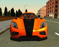 koenigsegg orange koenigsegg for gta san andreas 25 koenigsegg car for gta san andreas