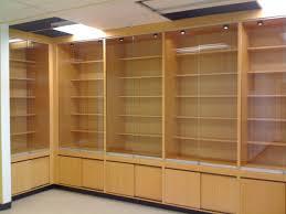 Corner Display Cabinet With Glass Doors Kitchen Best Popular Display Cabinet With Glass Doors Pertaining