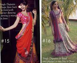How To Draping 30 Dupatta Draping Styles To Drape Your Way To Gorgeousness