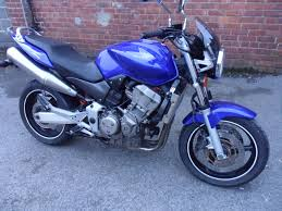 honda 900 honda 900 hornet blue 001durham bikes durham bikes