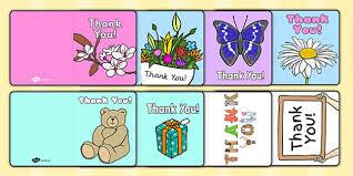 Thank You Card Designs Thank You Card Writing Template Blank Editable Card Templates