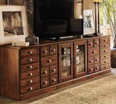 Pottery Barn Benchwright Media Pottery Barn Media Console Sale 20 Off Entertainment Centers