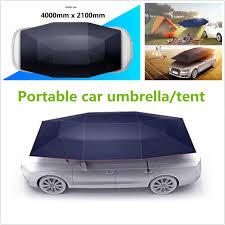 high quality auto car umbrella roof cover tent uv protection