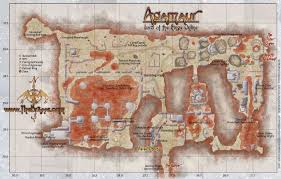 Lacc Map Maps Of Middle Earth