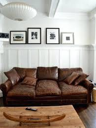 choisir canapé cuir choisir canape cuir le salon moderne avec un canapac en cuir