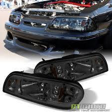 ebay mustang headlights 92 ford mustang headlights ebay