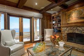 tour an iconic pebble beach oceanfront estate art of living by