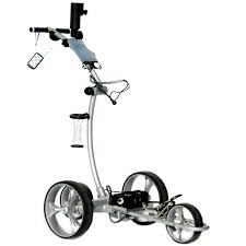 remote controlled golf caddy gri 1500li adjustable handle