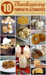 pumpkin pie alternatives 10 ideas for thanksgiving