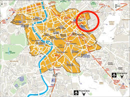 rome on a map rome cross pollinate