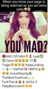 U Mad Or Nah Meme - you mad or nah meme mad best of the funny meme