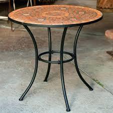 outdoor mosaic bistro table bistro table mosaic awesome mosaic bistro table best mosaic bistro