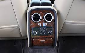 2006 bentley flying spur interior 2006 bentley continental flying spur stock be114 for sale near