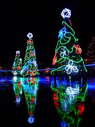 Vandusen Botanical Garden Lights Festival Of Lights 2016 At The Vandusen Botanical Garden