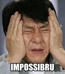 Jackie Chan Meme Pic - my reaction to this bug