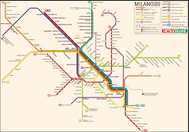 Metro Maps by Milan Metro Map U2022 Mapsof Net