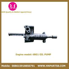 china isuzu 6bg1 6bg1t diesel engine oil pump oem 113100 2770