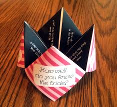 cootie catcher wedding program template easy diy custom lps doll accessories how to make a tiny shower cap