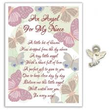 wedding wishes for niece an angel for my niece willow company greetings