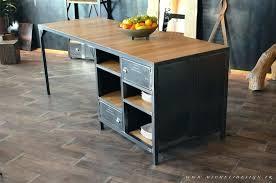 construire un ilot central cuisine fabriquer un ilot central ou central cuisine beautiful fabrication d