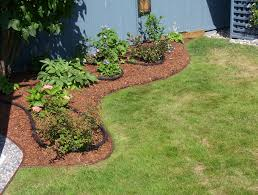 decor how to install metal landscape edging for garden decoration