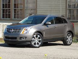 cadillac srx review 2012 cadillac srx test drive and review