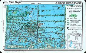 Palm Bay Florida Map by Garcia Reservoir Mark Evans Maps