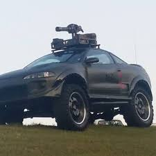 zombie survival truck problems this craigslist mitsubishi 4x4 is the answer