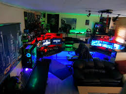 my pc gaming cave history from 2007 to 2016 album on imgur